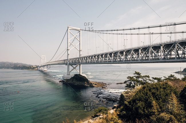 Naruto Bridge, Naruto Straits, Japan