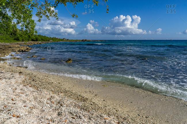 America, Caribbean, Greater Antilles, Dominican Republic, La Altagracia Province, Bayahibe, Playa Magallanes