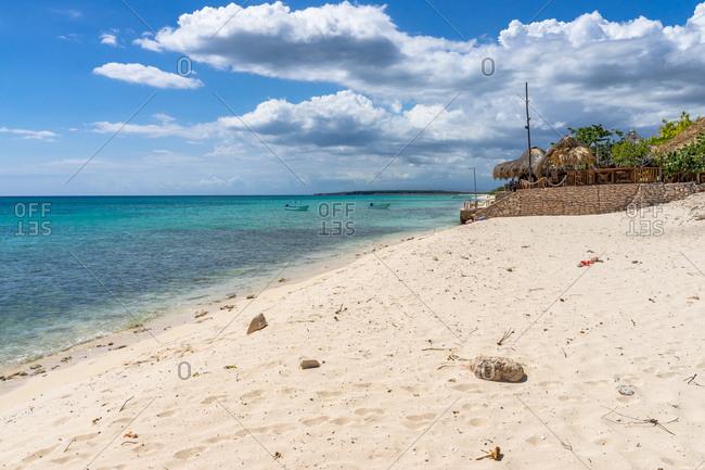 America, Caribbean, Greater Antilles, Dominican Republic, Pedernales, Bahia de las Aguilas