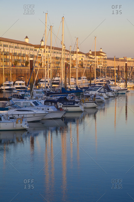 September 28, 2011: Brighton Marina, Brighton, Sussex, England, United Kingdom, Europe