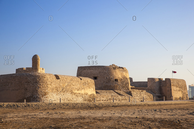 Bahrain Fort, Manama, Bahrain, Middle East