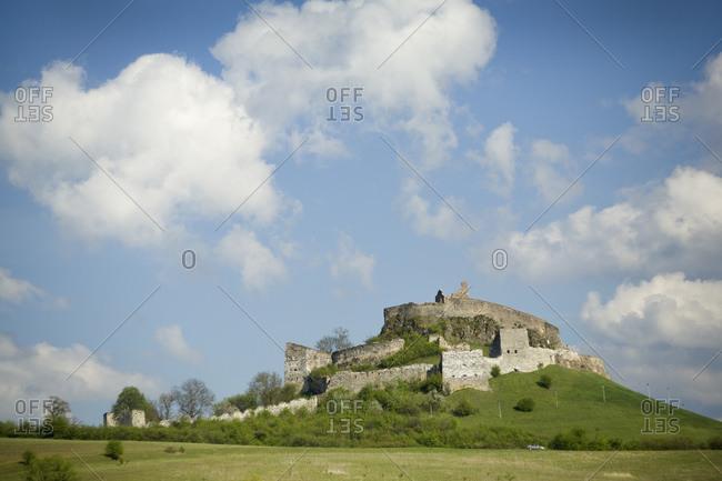 Castle in Transylvania, Romania, Europe