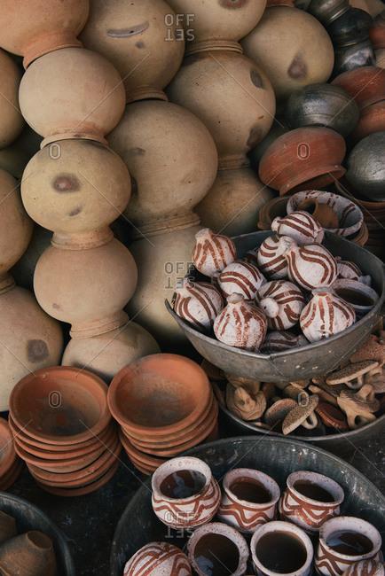 Traditional crafts, Jodhpur, Rajasthan, India