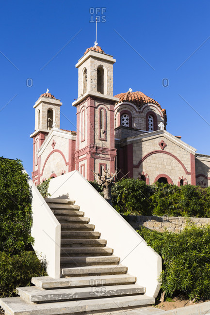St. George Church, Chloraka, Paphos, Cyprus