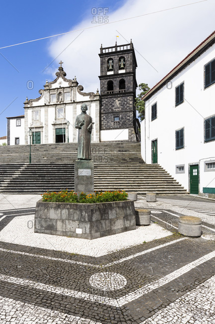 June 30, 2015: Parish church Nossa Senhora da Estrela