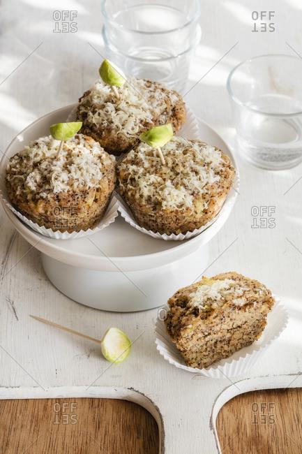 Gluten free canihua muffins