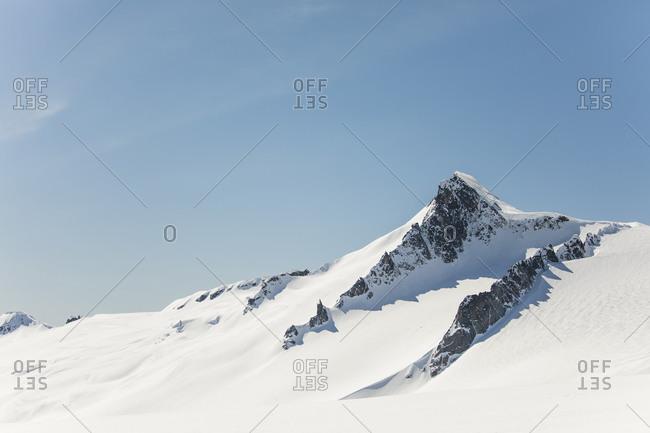 Mount Breakenridge, British Columbia, Canada.