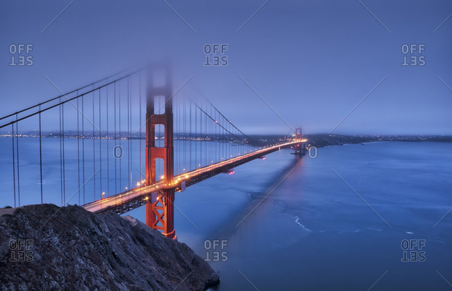 USA, United States of America, San Francisco, Golden Gate Bridge, Bay Area, California,