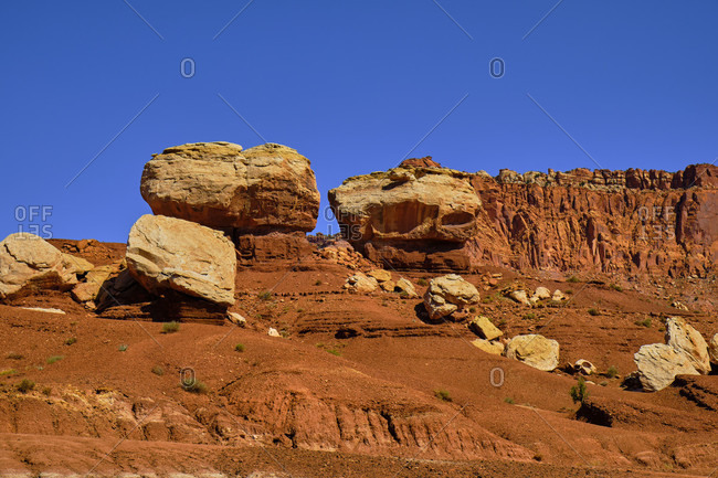 USA, United States of America, Red Canyon, Dixie National Forest, Bryce Canyon, Utah, Southwest USA, Utah State Route 12, Scenic Byway, Escalante, Capitol Reef National Park,