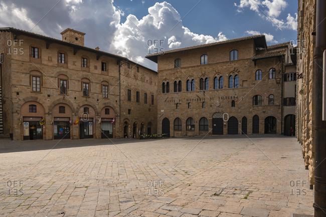 June 22, 2020: Europe, Italy, Volterra, Tuscany, Province Pisa,