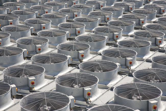 Power Plant Ventilation shot detail