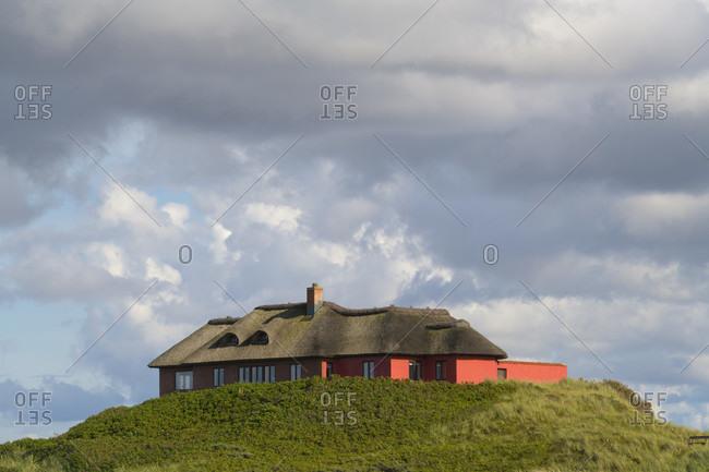 Kitzmiller, national park thy, north sea, north Jutland, Denmark