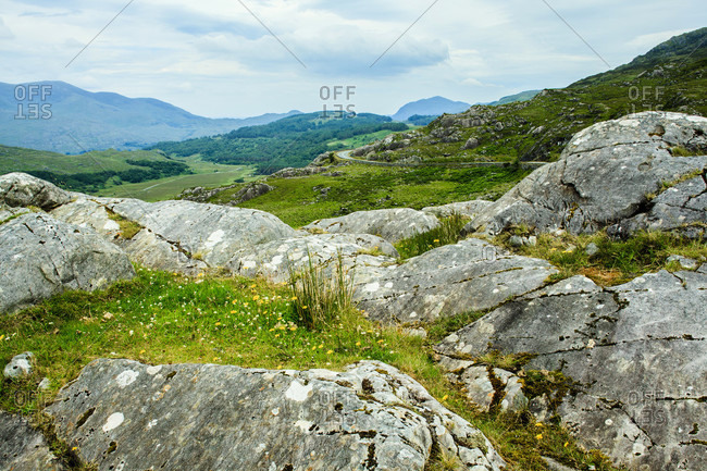 Ring of kerry, republic of ireland.