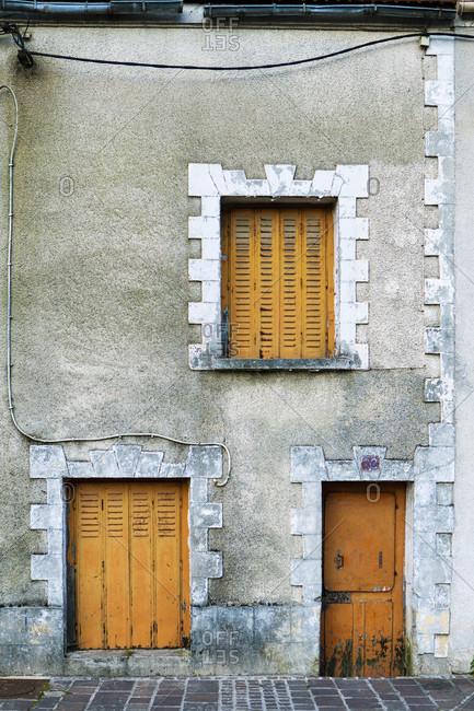 Architecture, roissy-en-france, france, europe. Wide shot