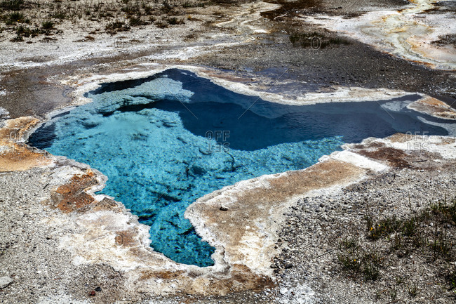Yellowstone's Geysers and Thermal vents
