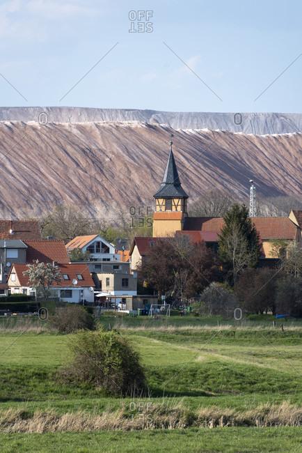 Germany, Saxony-Anhalt, view of Loitsche
