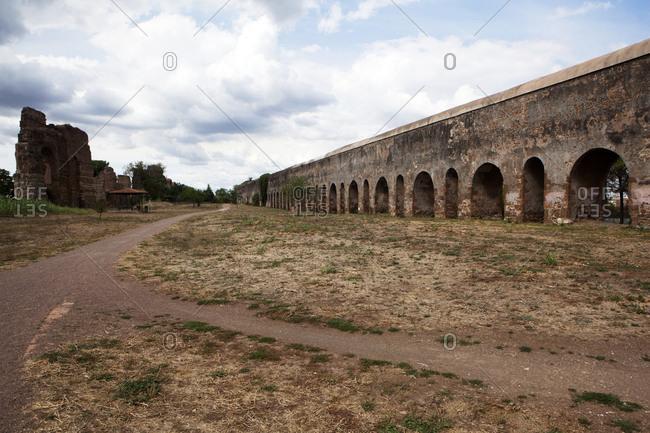 Aqueduct Felice, Rome, Lazio, Italy, Europe