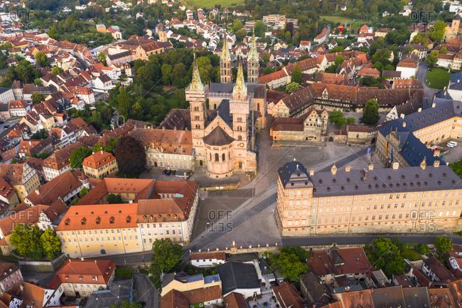 Bamberg Cathedral at Bamberg- Bavaria- Germany