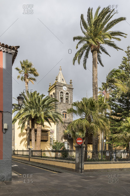 Church and former convent of san Agustina, san Cristóbal de la laguna, tenerife, canary islands, Spain