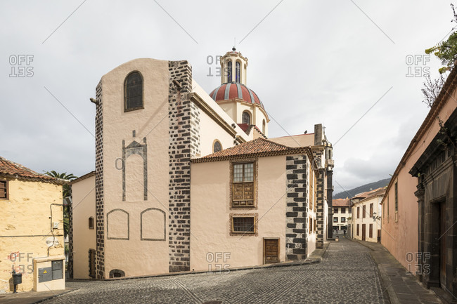 Nuestra senora de la Concepcion church, la orotava, tenerife, canary islands, Spain