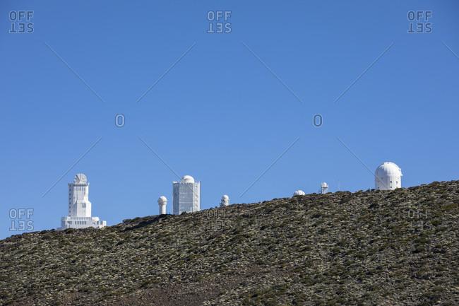 Teide observatory, tenerife, canary islands, Spain