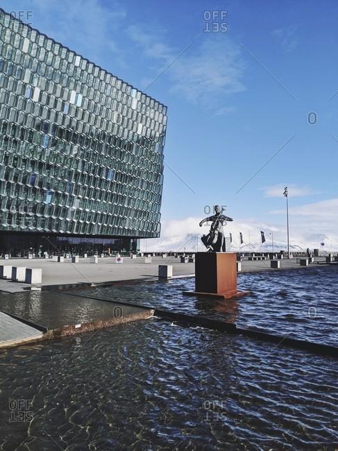 March 17, 2020: harpa concert hall, reykjavik, iceland