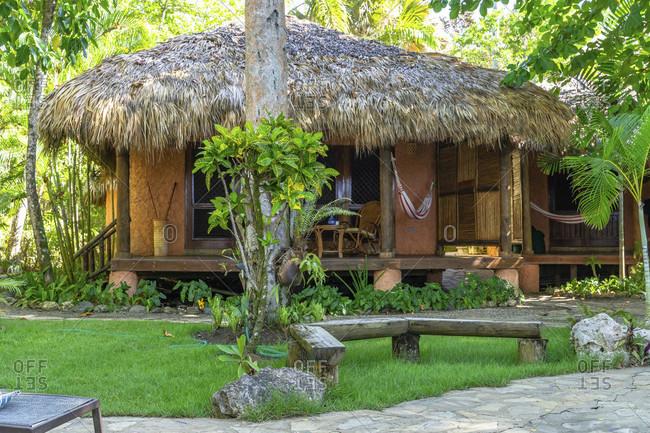 America, caribbean, greater antilles, dominican republic, cabarete, bungalow at natura cabana boutique hotel & spa
