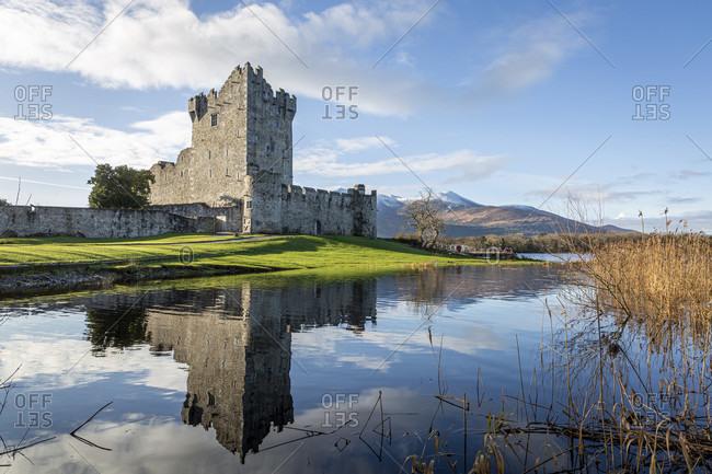 Ross castle, munster province, republic of ireland