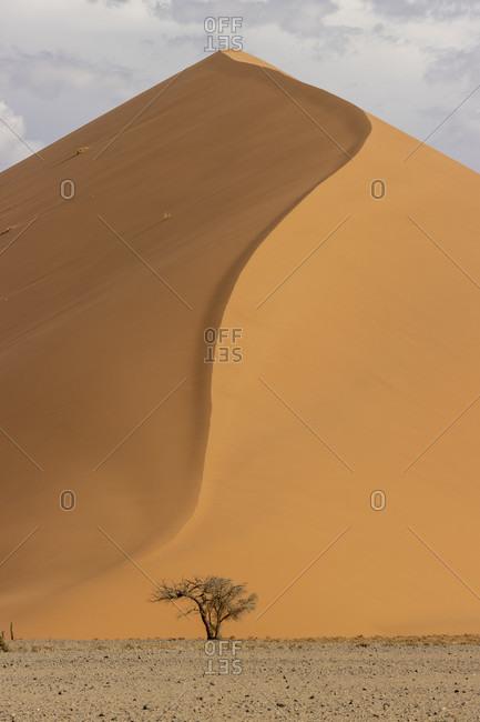 Sossusvlei, sand dunes, Namib desert
