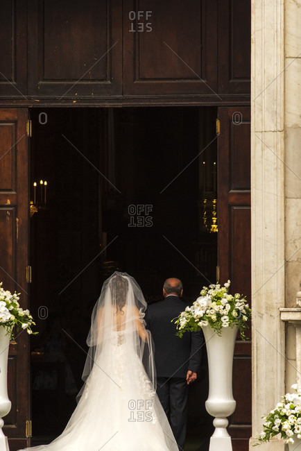 Sicily - Sunny impressions of the Aeolian Islands, Wedding in one of the many churches.