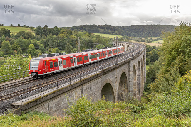 September 5, 2019: Altenbekener Viaduct, Altenbeken