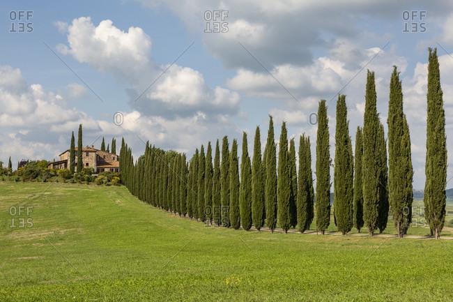 Poggio Covilli in Tuscany, Italy