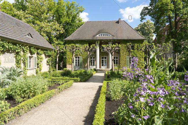 May 15, 2020: Berlin, Wannsee, Liebermann Villa and garden house