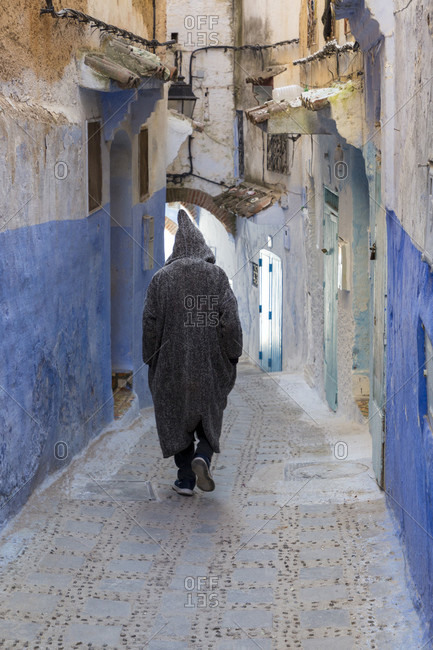 Chefchaouen, Chaouen or Xauen is the blue city in Morocco
