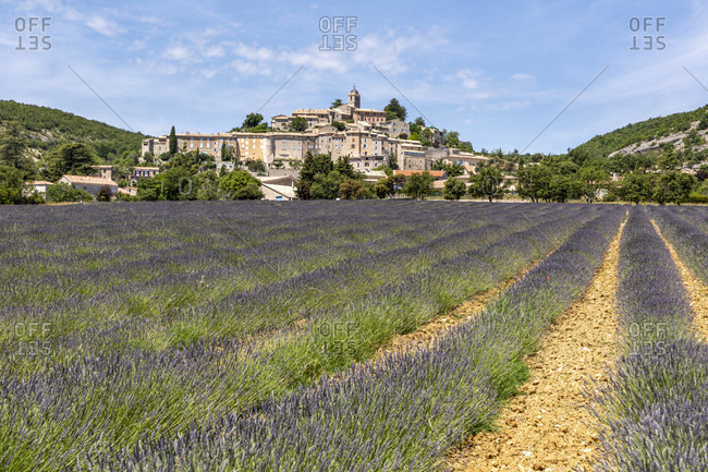 Banon is a commune in the Alpes-de-Haute-Provence department in the Provence-Alpes-C�te d'Azur region in France.