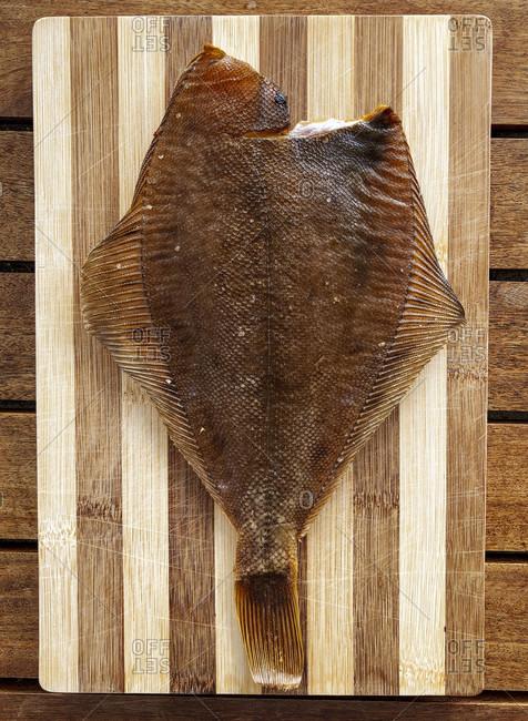 Bakskuld, fish, delicacy, Fano, Denmark