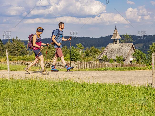 August 3, 2019: Hiking on the Zwealersteig, Rohrhardsberg