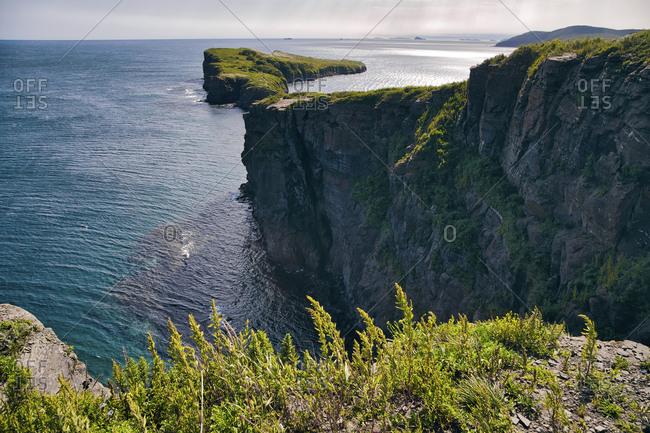 Tranquil scene of russky island at Vladivostok- Russia