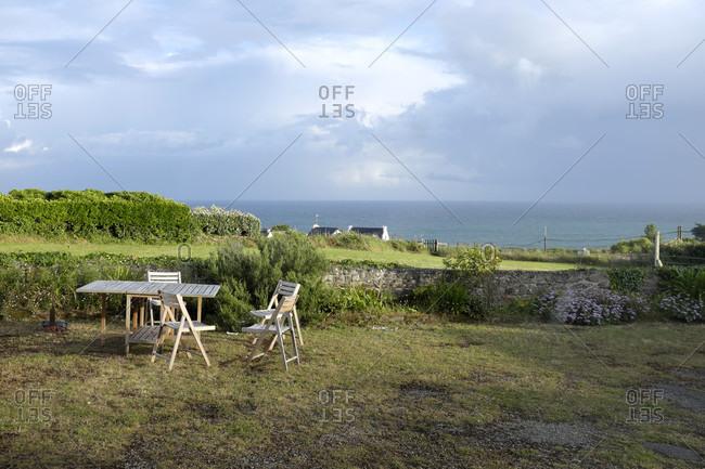 France impressions atlantic coast shot.