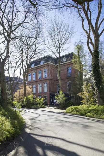 House in groningen, the netherlands