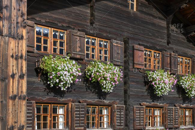 Austria, montafon, gaschurn, montafon tourism museum.