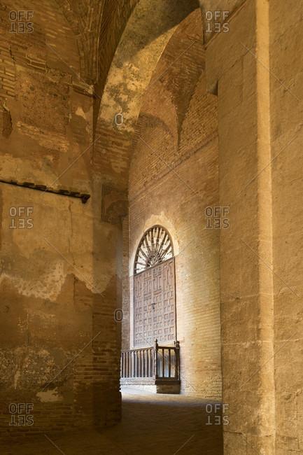Granada (Spain), alhambra, puerta de la justicia