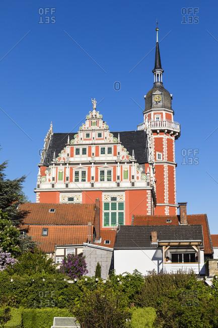 University of juleum in helmstedt, lower saxony, germany