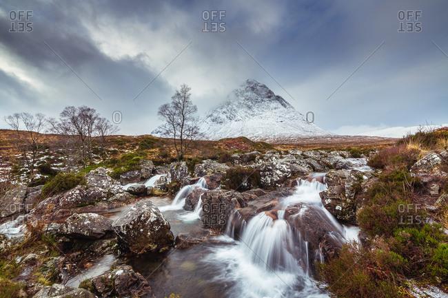Buachaille etive mor glen coe Scotland
