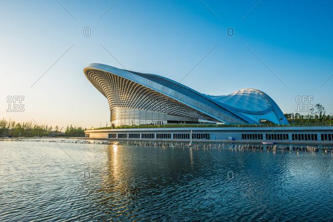 November 6, 2020: chengdu outdoor music park