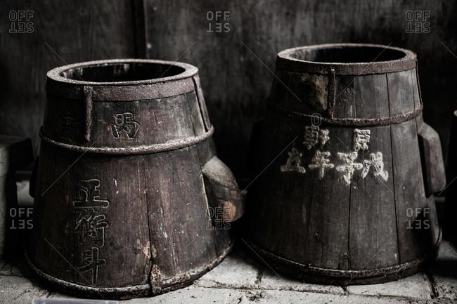 September 21, 2015: guangxi guilin ling tian ling chuan county township changgangling village