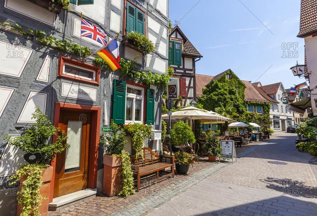 May 17, 2015: Europe, Germany, Baden-Wurttemberg, Besigheim