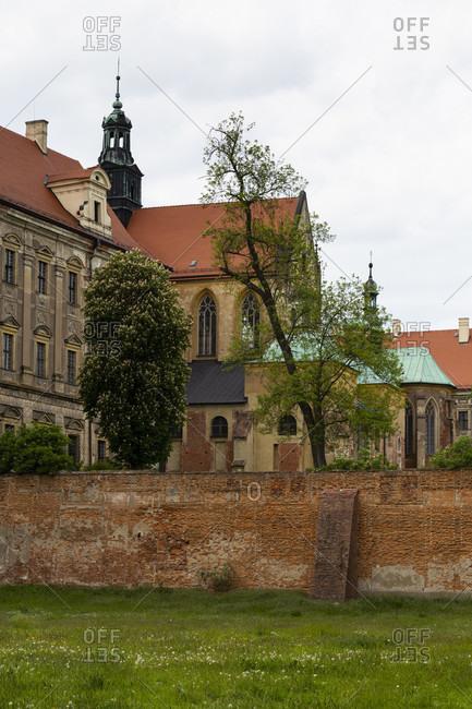 Europe, Poland, Lower Silesia, Lubiaz Abbey - Kloster Leubus