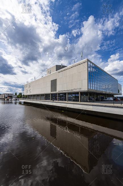 July 28, 2020: Oulu City Theatre, Oulu, Finland, Europe