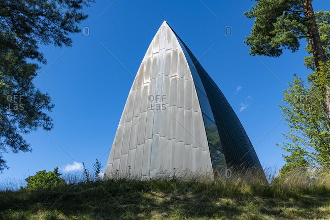 Modern Taidekappeli Church, Turku, Finland, Europe